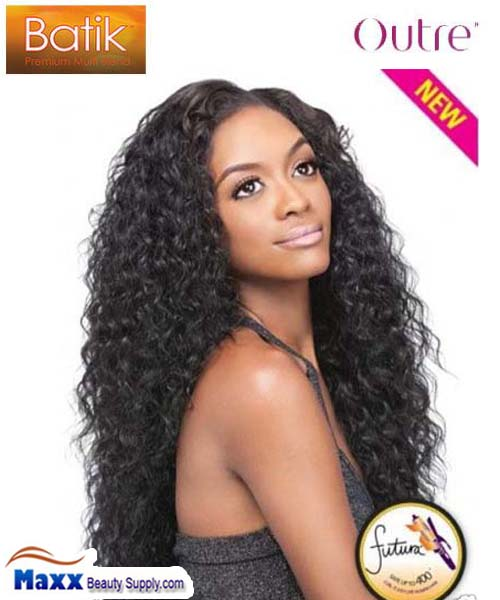 "Outre Batik Peruvian Bundle Weave Hair 18"", 22\"""