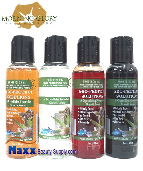 Morning Glory Gro Protect Solutions Growth Serum 2oz
