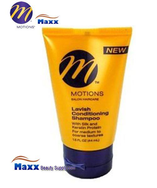 Motions Lavish Conditioning Shampoo 1.5oz - Tube