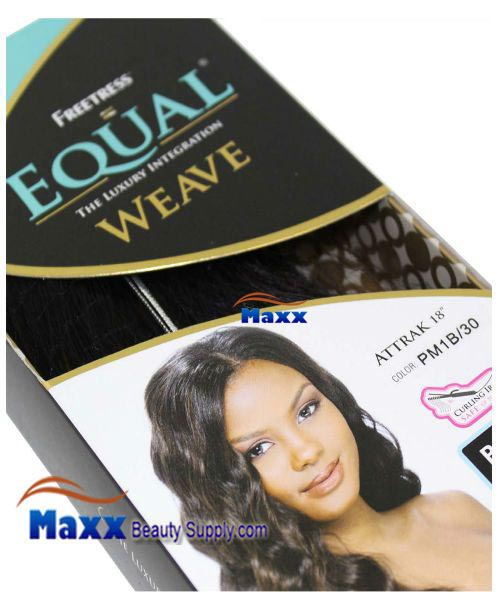 Freetress Equal Weave Synthetic Hair Attrak 18 9 99